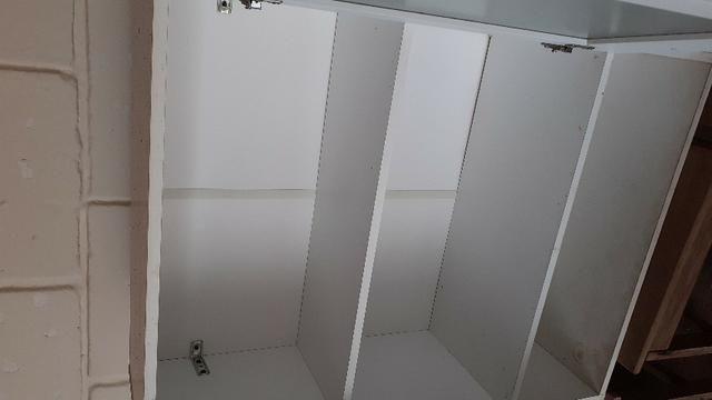 Armário Itatiaia suspenso branco - Foto 2