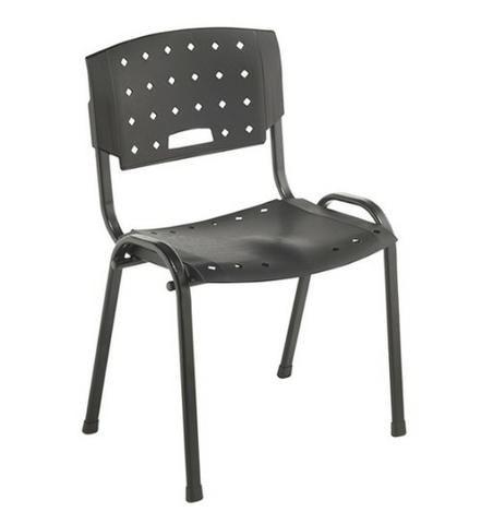 Cadeiras Fixa Polipropileno - Várias cores