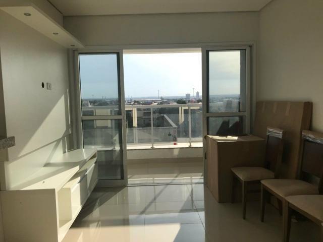 Alugo apartamento no edifício Exclusive semi mobiliado, - Foto 10