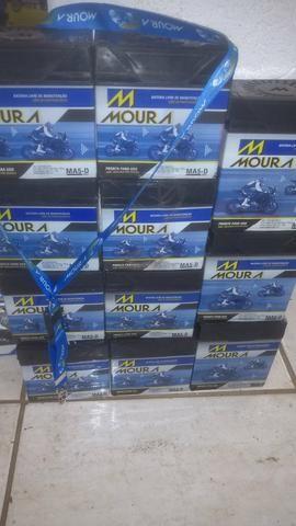 Bateria Moura 60ah por apenas 5x 70,00. Entrega e instalação gratuita - Foto 4
