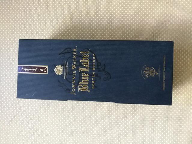 Blue label 750ml
