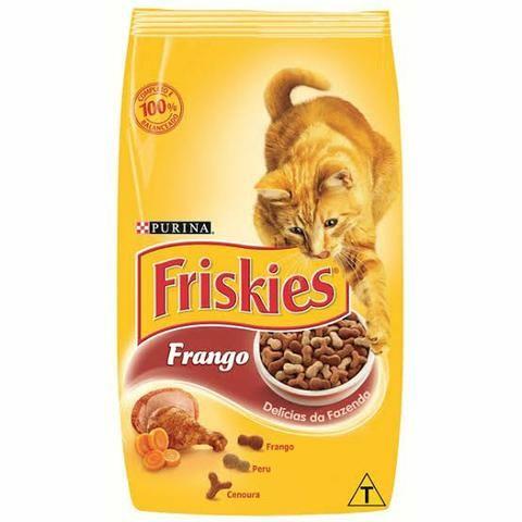 Ração Friskies para gatos (Fazemos Entrega!) - Foto 2