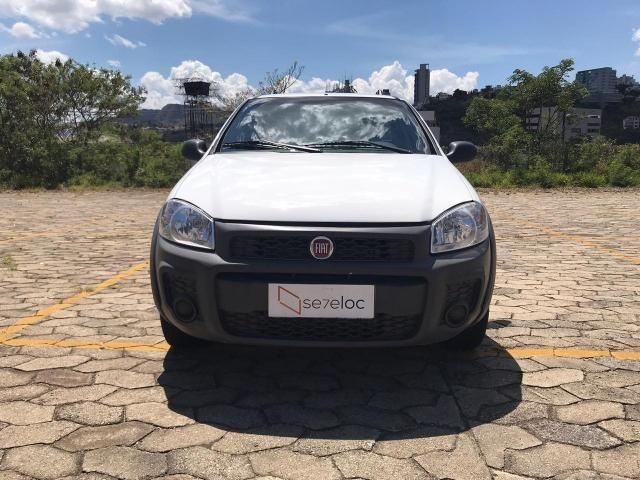 FIAT STRADA 2018/2018 1.4 MPI HARD WORKING CS 8V FLEX 2P MANUAL - Foto 5