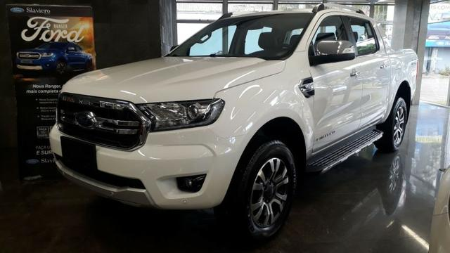 Ford Ranger CD Limited 4x4 3.2 Diesel Automatica 2019/20 - Foto 8