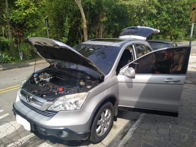 Honda Crv EXL Prata zerada - Foto 3