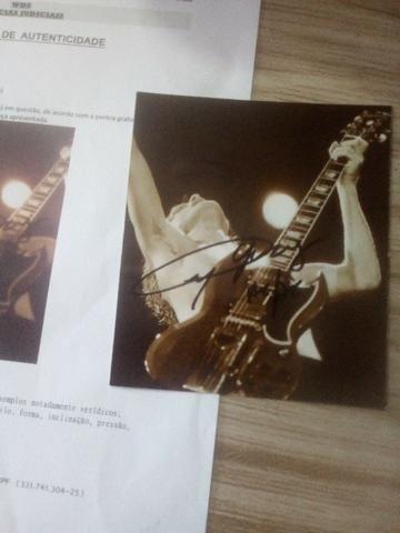 Fotos autografadas com certificados 50,00 cada - Foto 5
