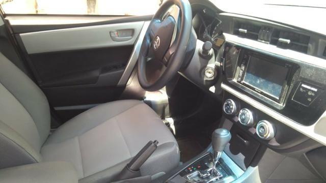 Toyota Corolla GLI 2017 completo
