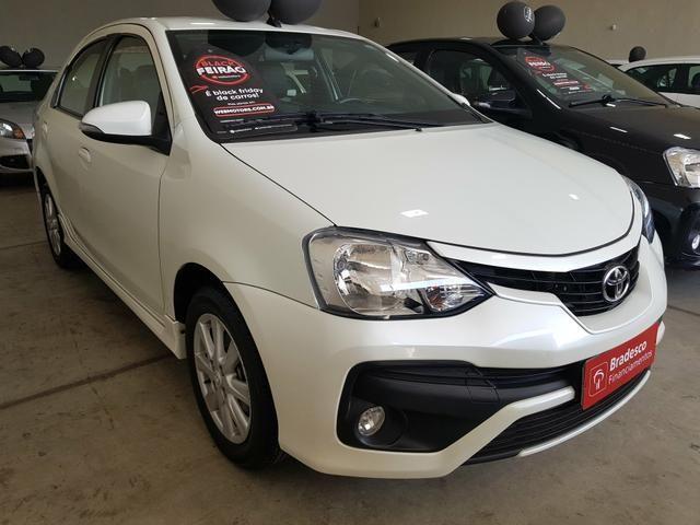 Etios sedan XLS Aut 2018 - Foto 5
