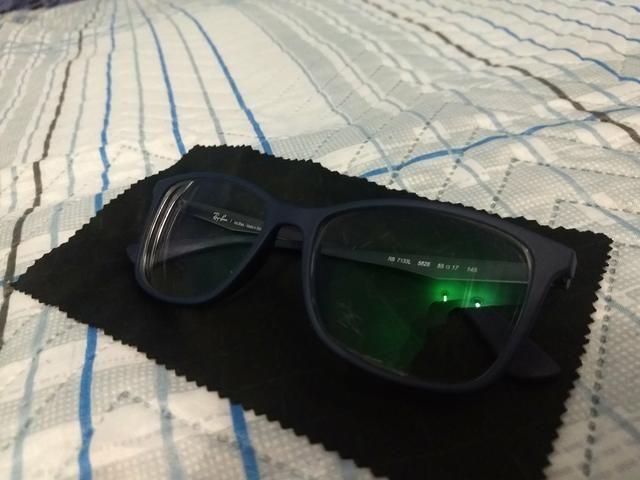Armação Óculos grau Ray Ban RB7133L - Foto 6