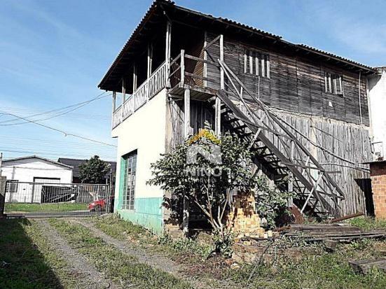 Terreno para alugar, 1800 m² por r$ 2.000,00/mês - santa fé - gravataí/rs - Foto 7