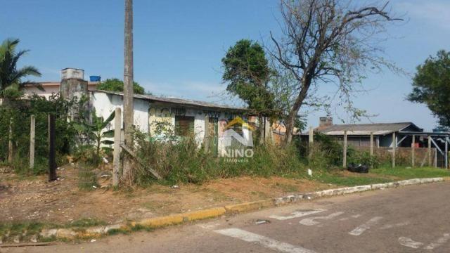 Terreno à venda, 330 m² por r$ 200.000,00 - são jerônimo - gravataí/rs - Foto 2
