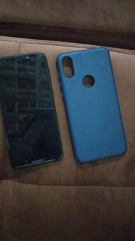 Celular Motorola one novo sem marcas de uso novo todo aceito cartão - Foto 4