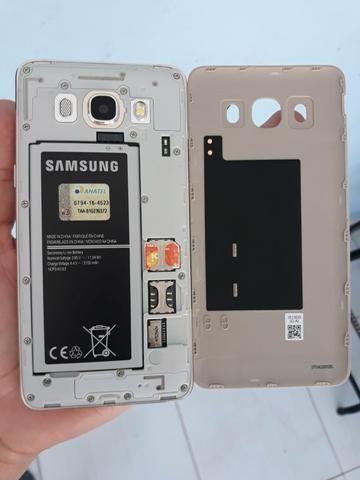 Celular Samsung J5 Metal com 16GB memória - Foto 6