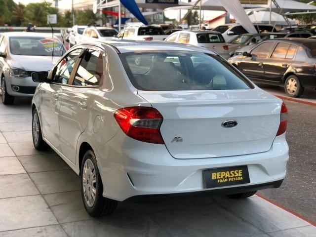 Ka 1.5 SE Sedan-2019-Câmbio automático 6 velocidades.Aceito troca e Financio . - Foto 6