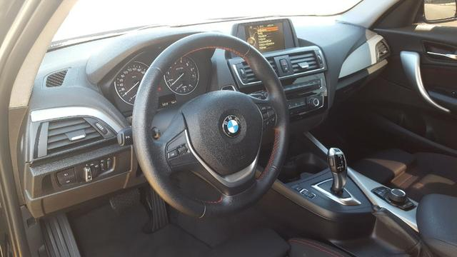 BMW 120i 2.0 Turbo 2016 - Foto 4