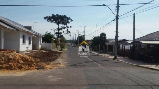 Terreno à venda, 330 m² por r$ 200.000,00 - são jerônimo - gravataí/rs - Foto 6
