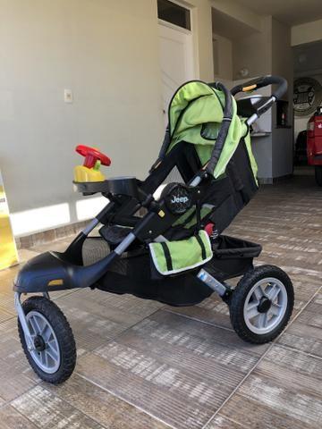Carrinho bebê Jeep Liberty - Foto 2