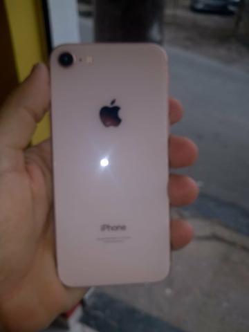 IPhone 8 , tenho máquina de cartão