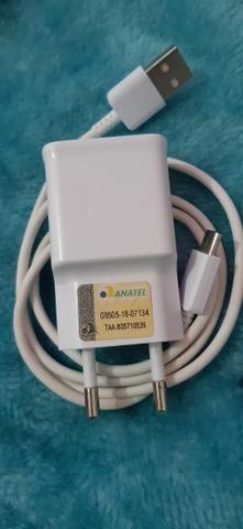 Carregador USB tipo C