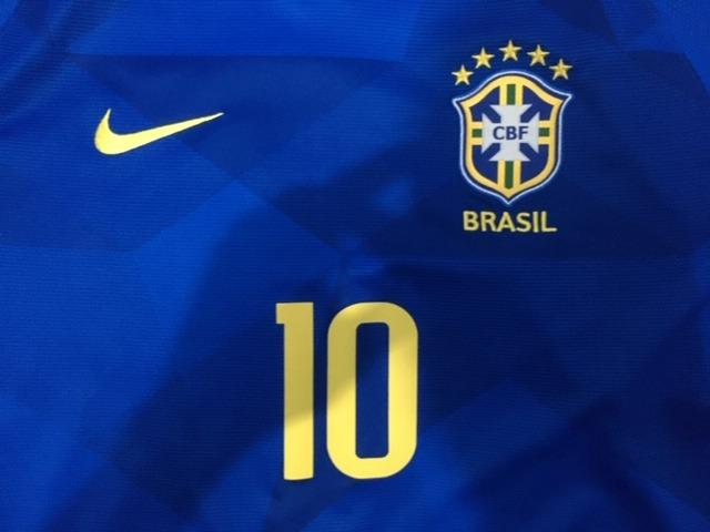 Camisa Seleção Brasileira Oficial Tam G - Foto 4