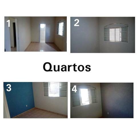Alugo casa de 4 quartos (Sobradinho II)
