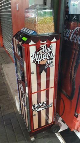 Máquina de Pipoca Automática Mais Pipoca - Foto 5