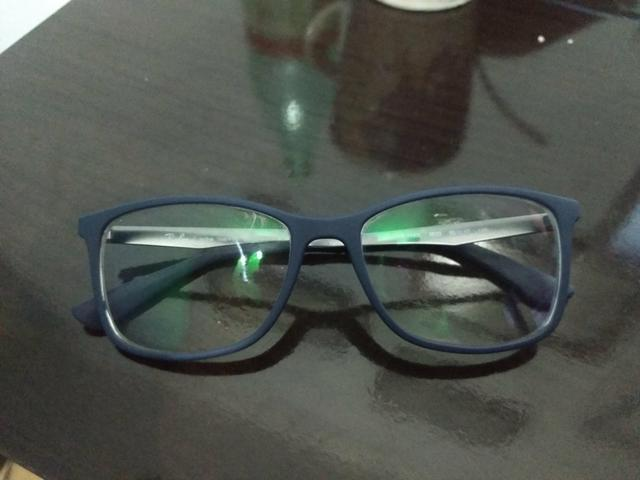 Armação Óculos grau Ray Ban RB7133L - Foto 4