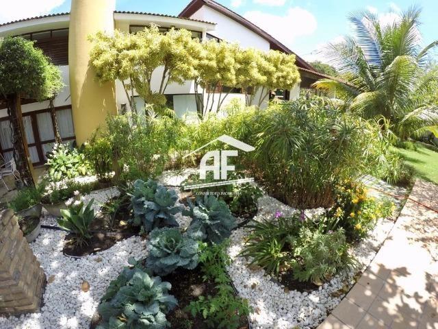 Casa construída em 2 lotes no condomínio Jardim do Horto - Área de lazer completa - Foto 13