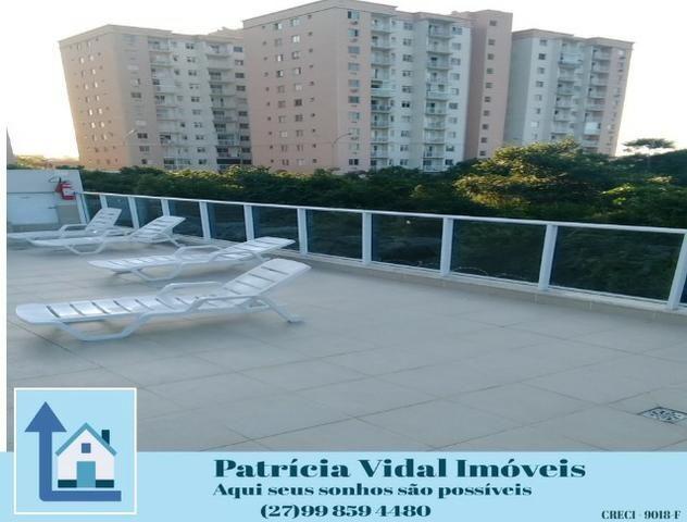 PRV19- Saia do aluguel apartamento pronto pra morar Via Sol na melhor região de Serra! - Foto 4
