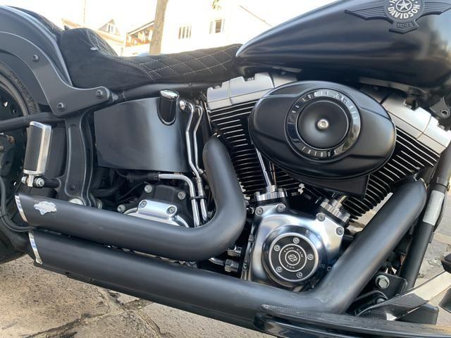 Harley Davidson Fat Boy 1600 Raridade - Foto 5
