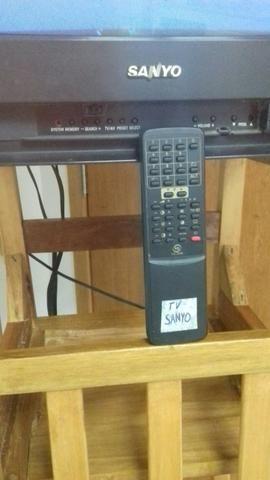TV de tubo Sanyo 20 polegadas - Foto 2
