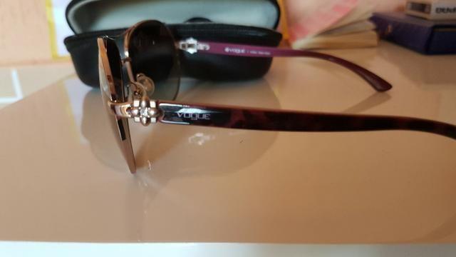 Óculos de sol feminino - Vogue (NOVO) - Foto 3