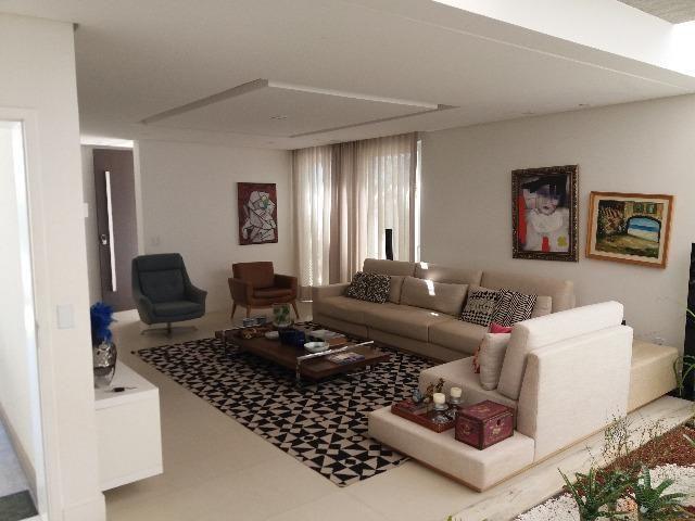 Linda Casa Alphaville 2 Duplex 5 Quartos 504m2 Decorada Nascente Oportunidade