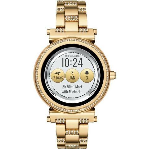 Michael Kors Access Touch Screen Smartwatch Sofie Mkt5023 ( Lacrado ... 2355f0c36c