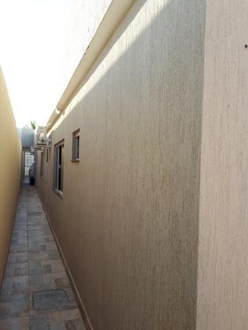 Casa moderna Vicente Pires platibanda lazer completo armários pé direito duplo IPTU - Foto 13
