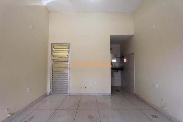 Salão para alugar, 30 m² por R$ 800/mês - Jardim Novo - Rio Claro/SP