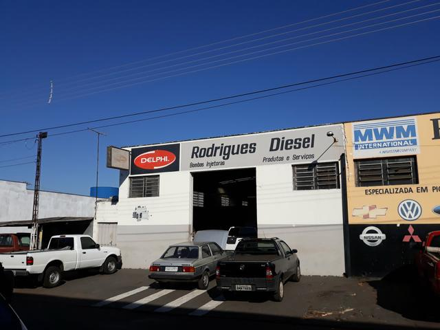 Mecanica Rodrigues Diesel( Camionetes,Tratores e Bombas Injetoras)