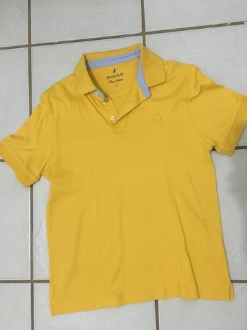 Camisa Polo Brooksfield - Roupas e calçados - Candeias 1e7dbe0ef7e2f