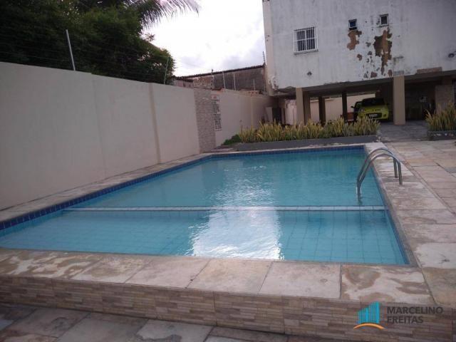 Apartamento com 3 dormitórios para alugar, 80 m² por R$ 859,00/mês - Icaraí - Caucaia/CE - Foto 5
