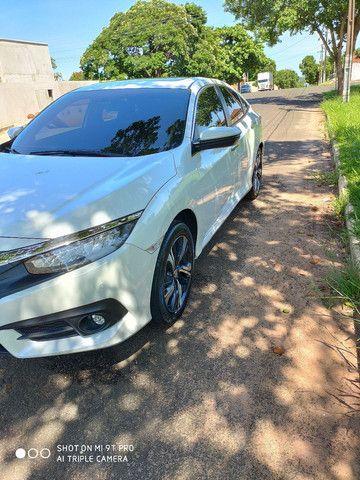 Honda Civic touring o mas completo da categoria com 47.000 km apenas venda - Foto 4