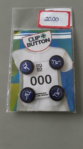 Button para número de peito
