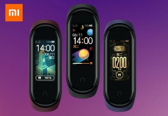 Smartwatch Mi Band 4 (Versão Global) - Foto 4