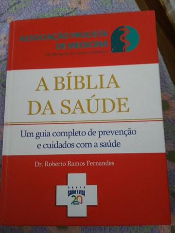 A bíblia da saúde