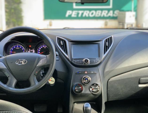 Hyundai HB20s 1.6 impress SEDAN - comfort plus 16v flex 4p automático - 2015 - Foto 5