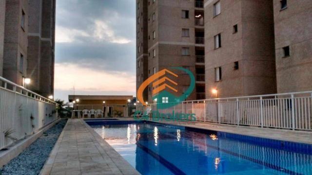 Apartamento com 3 dormitórios à venda, 63 m² por R$ 335.000,00 - Vila Miriam - Guarulhos/S - Foto 3