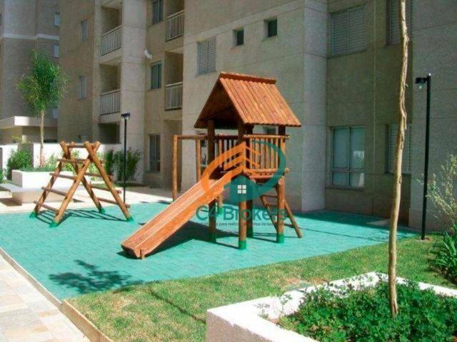 Apartamento com 3 dormitórios à venda, 63 m² por R$ 335.000,00 - Vila Miriam - Guarulhos/S - Foto 5