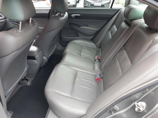 Honda/Civic Lxl Flex Completo - Foto 10