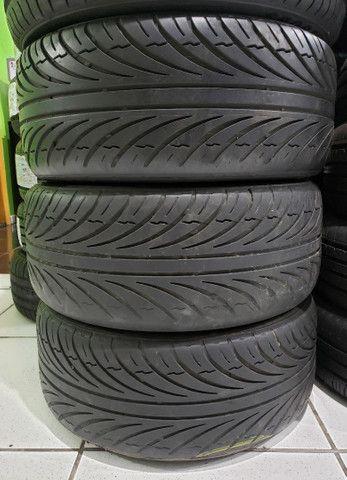 Jg Roda aro 18 5x112 Mercedes Amg + Pneu . COM SOLDA  - Foto 2
