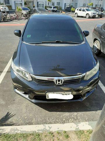 HONDA CIVIC LXL 2012 COM GNV