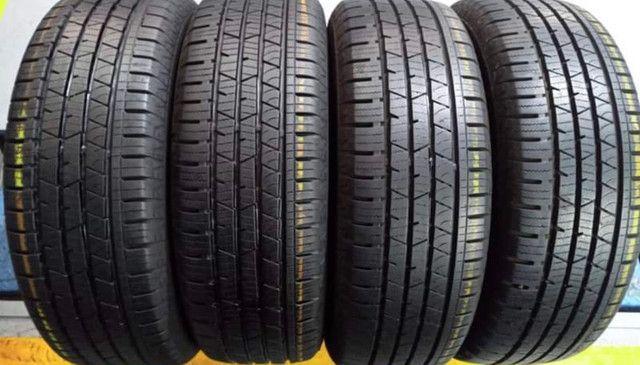 ? pneus semi novos 255/50-20 - Foto 4